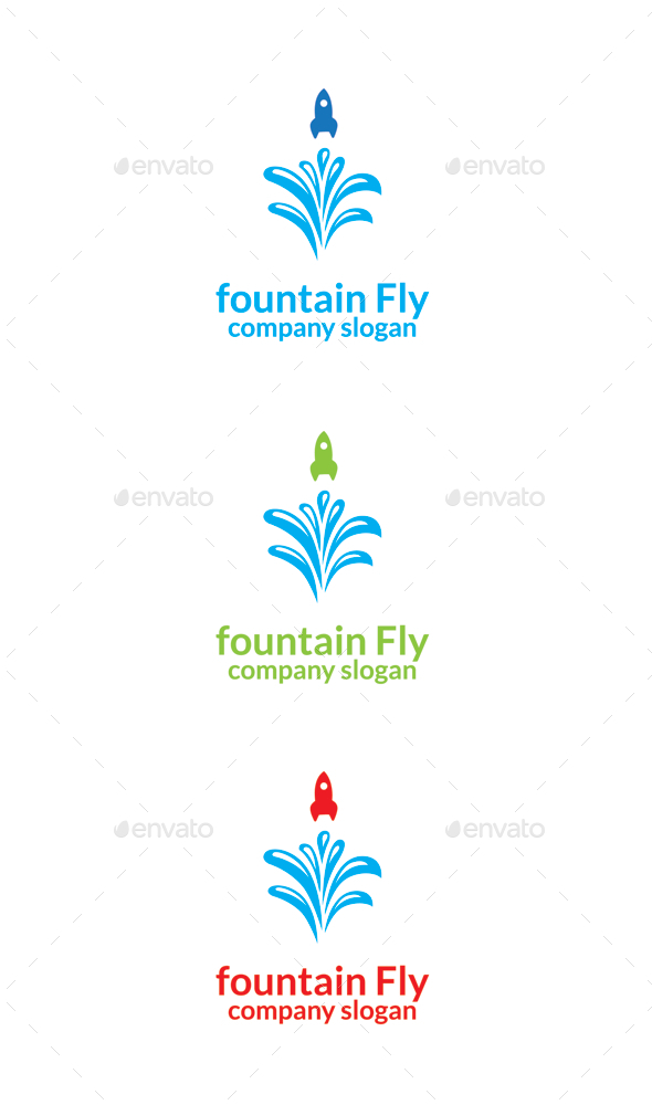GraphicRiver Fountain Fly 9827935