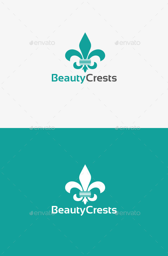 GraphicRiver Beauty Crests 9827969