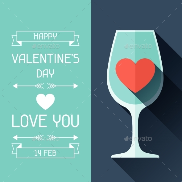 GraphicRiver Happy Valentine s Illustration 9827988