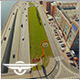 Saint Peterburg Bridge Aerial 12 - VideoHive Item for Sale