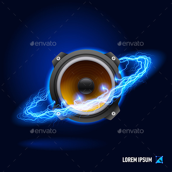 GraphicRiver Sound High Voltage 9828074
