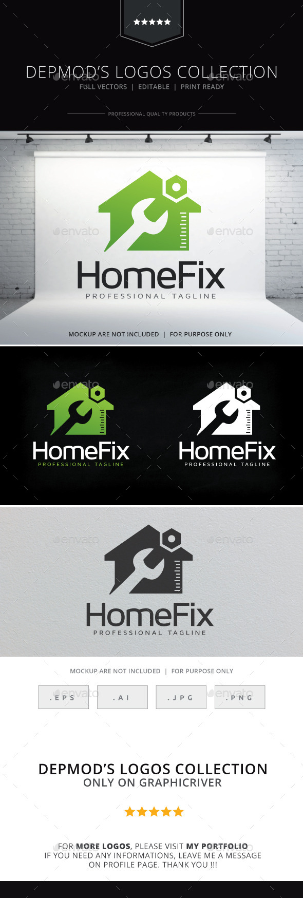 GraphicRiver Home Fix V.02 Logo 9828297