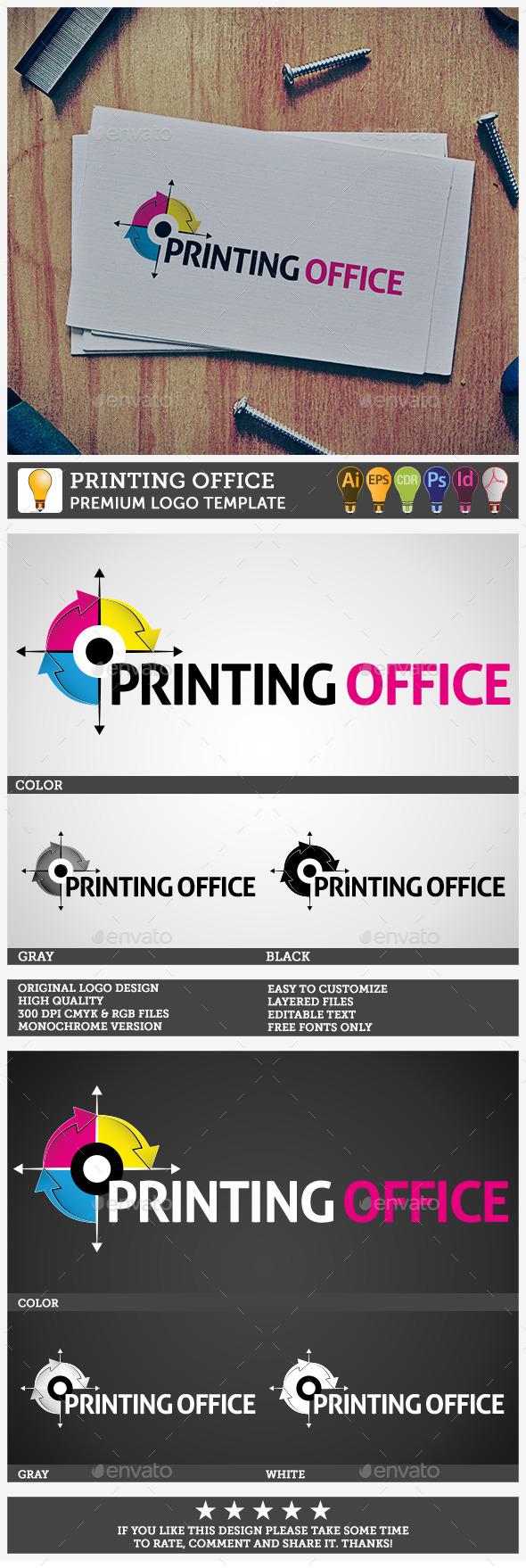 Printing Office Logo