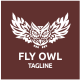 Fly Owl - GraphicRiver Item for Sale