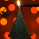 Christmas Candle - VideoHive Item for Sale