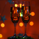 Christmas Glasses With Champagne - VideoHive Item for Sale