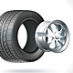 Car Tire - GraphicRiver Item for Sale