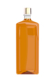 Brandy bottle isolated on white background - PhotoDune Item for Sale