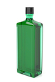 Green alcohol bottle - PhotoDune Item for Sale