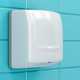 3d hand dryer in public wc - PhotoDune Item for Sale