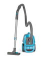 Blue vacuum cleaner - PhotoDune Item for Sale