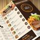 Food Menu 2 - GraphicRiver Item for Sale