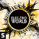 Electro World Flyer - GraphicRiver Item for Sale