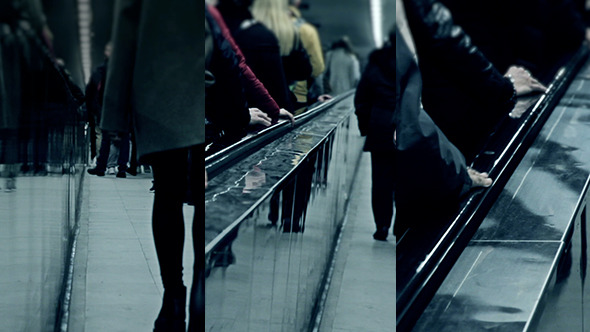 Walking Underground in the City 3-Pack