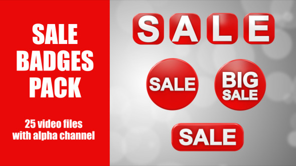 Sale Badges Pack