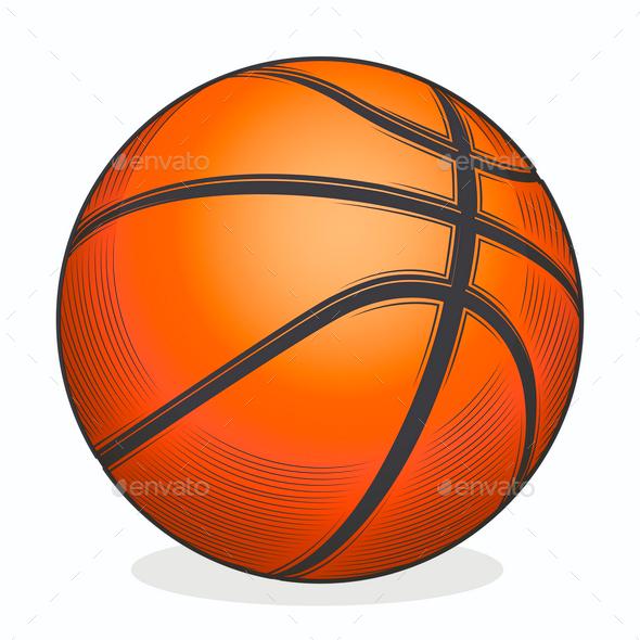 GraphicRiver Basketball 9829764