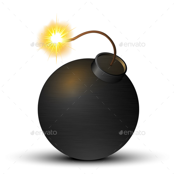GraphicRiver Black Bomb 9829789