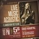 Acoustic Concert Flyer / Poster Vol.2 - GraphicRiver Item for Sale