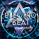 Electro Beat Party Flyer - GraphicRiver Item for Sale