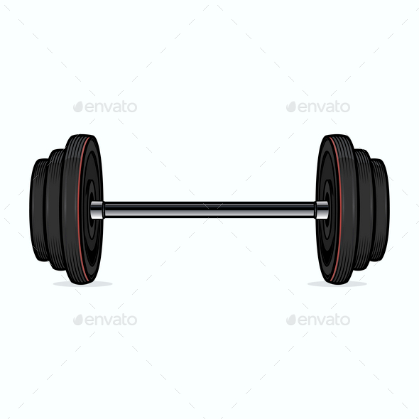 GraphicRiver Dumbbell 9830512