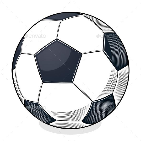 GraphicRiver Football 9830526