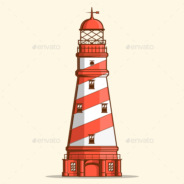 GraphicRiver Lighthouse 9830545