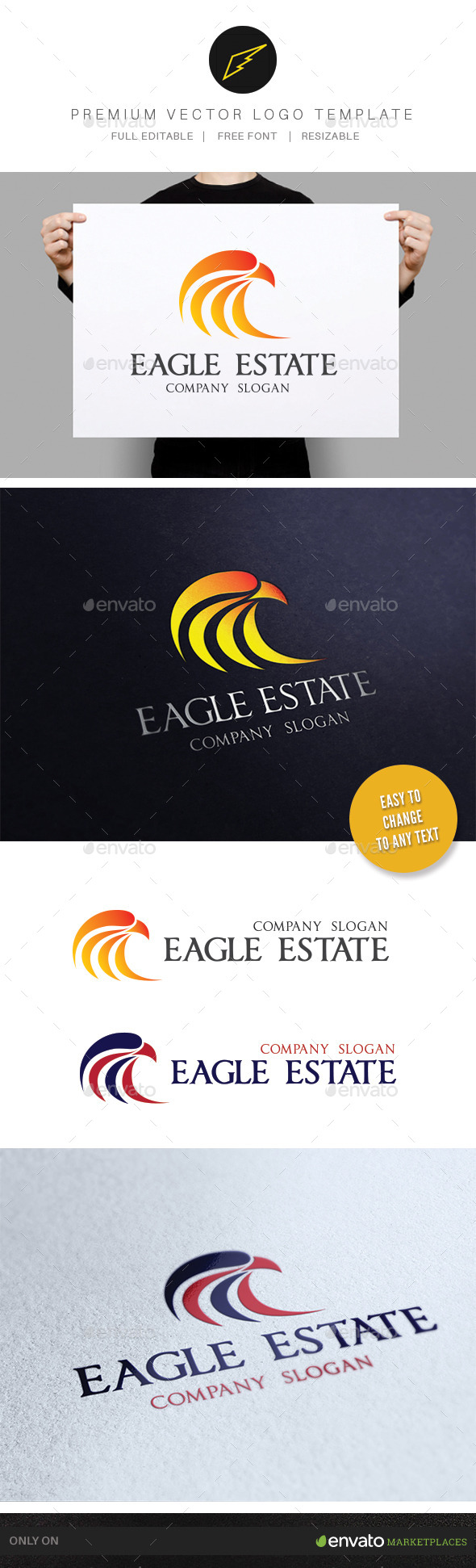 GraphicRiver Eagle Real Estate 9830554