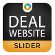 Deal Website Slider/Hero Image - GraphicRiver Item for Sale