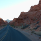 Driving in Red Canyon - VideoHive Item for Sale