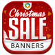 Christmas Event Banners - GraphicRiver Item for Sale