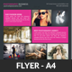 Professional Photography Flyers - GraphicRiver Item for Sale