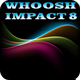 Cinematic Whoosh Impact 8 - AudioJungle Item for Sale