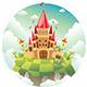 Castle Illustration  - GraphicRiver Item for Sale