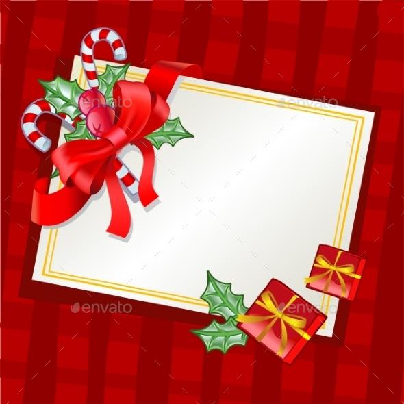 GraphicRiver Christmas Greeting Card 9833908