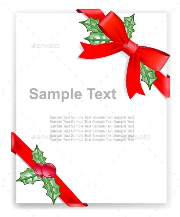 GraphicRiver Greeting Card or the Certificate 9834001
