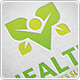 Healthy Logo - GraphicRiver Item for Sale