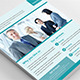 Simple Corporate Flyer Design  - GraphicRiver Item for Sale