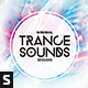Minimal Trance Sounds Flyer - GraphicRiver Item for Sale