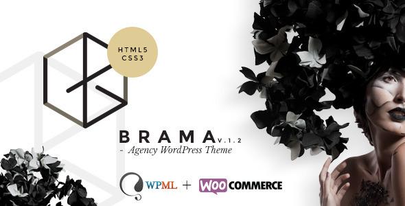 Brama Premium Agency Theme