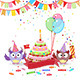 Owls Congratulate - GraphicRiver Item for Sale