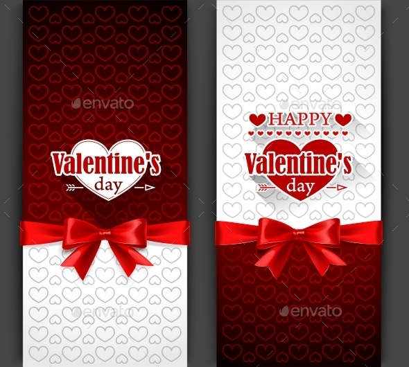 GraphicRiver Valentine s Day Cards 9836638