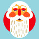 Merry Christmas Icons - GraphicRiver Item for Sale