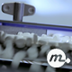 Tablets on Conveyor Pharmaceutical Factory 2 - VideoHive Item for Sale