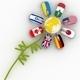 Unusual flower for the Internet. 3d render illustration - PhotoDune Item for Sale