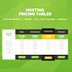 Pricing Tables - GraphicRiver Item for Sale