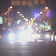 Night Traffic in the City - VideoHive Item for Sale