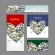 Christmas Cards with Winter City - GraphicRiver Item for Sale