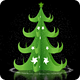 6 Christmas Trees Pack
