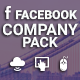 Facebook Company Pack - GraphicRiver Item for Sale