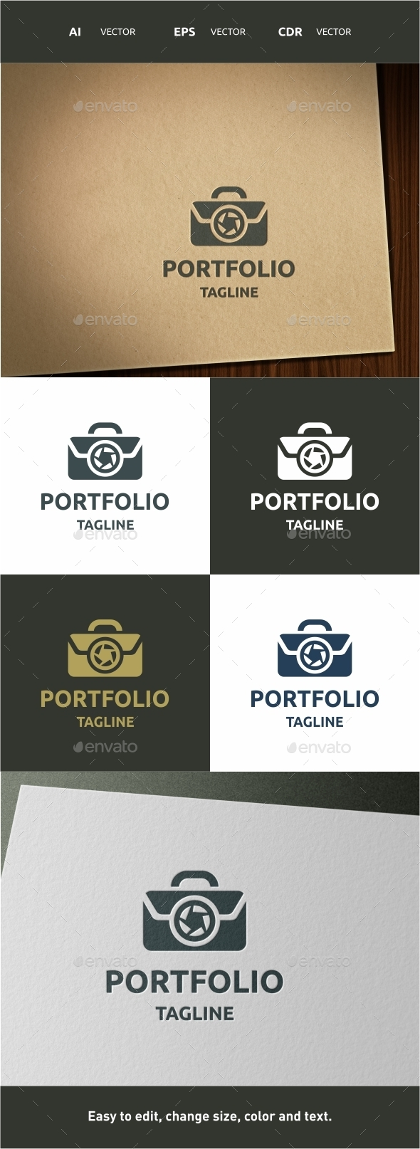 GraphicRiver Portfolio 9839684